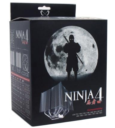 ����������� ������������� ���������� Scythe Ninja 4 �������� ����� �������� ������