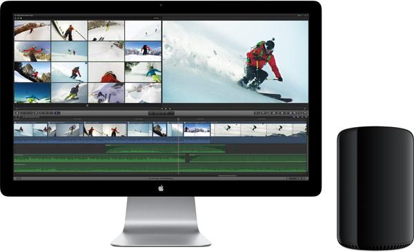 ��������� Final Cut Pro 10.2, Motion 5.2 � Compressor 4.2 ��� �������� � App Store ��� Mac �� ���� 17 990, 2 990 � 2 990 ������ ��������������