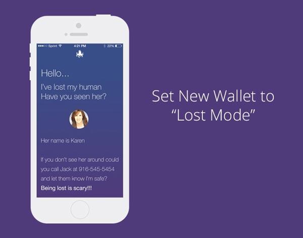 �� �������� ������ New Wallet ������������ ����� ������� $25 000