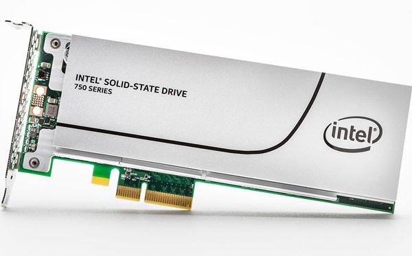 Одновременно представлены более доступные по цене накопители серии Intel SSD 535