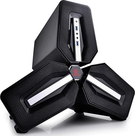 Компьютерный корпус необычной формы Deepcool GamerStorm TriStellar class=