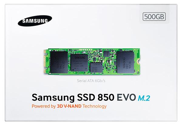 Samsung 850 EVO ����������� M.2