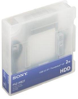 Продажи внешних накопителей Sony PSZ-HB1T и PSZ-HB2T должны начаться в мае