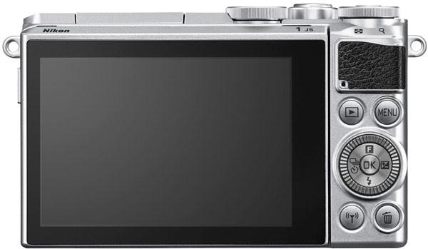 Оснащение Nikon 1 J5 включает программируемую кнопку Fn
