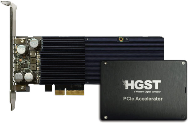 Твердотельные накопители серии HGST Ultrastar SN100 предназначены для корпоративных потребителей