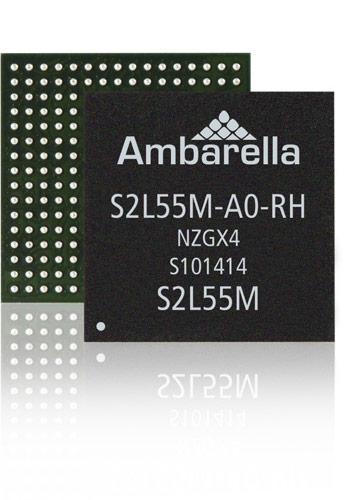 Основой SoC Ambarella S2Lm служит процессор ARM Cortex-A9