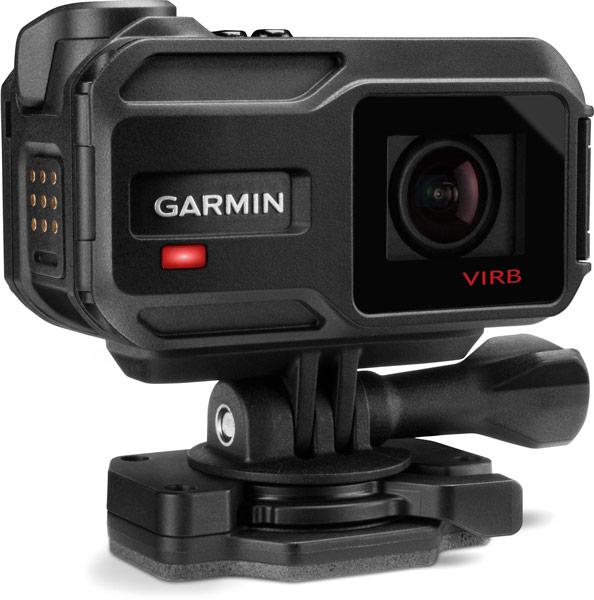 Продажи камер Garmin VIRB X и XE производитель обещает начать летом этого года