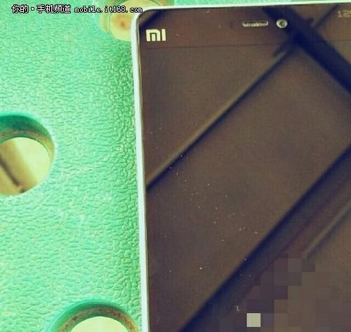 Первое фото Xiaomi Mi 4i демонстрирует еще более тонкую рамку