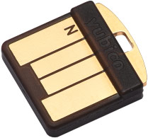 �� ��������� ������ �������� �� ������������� ������� ������� ������� YubiKey One-Time Password
