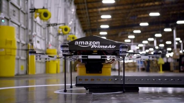 Amazon FAA дроны