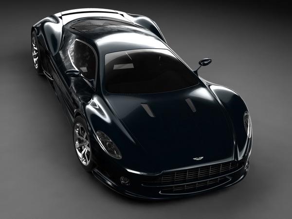 LeTV Aston Martin