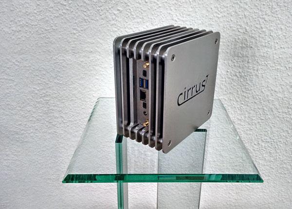 Данных о цене Cirrus7 nimbini пока нет