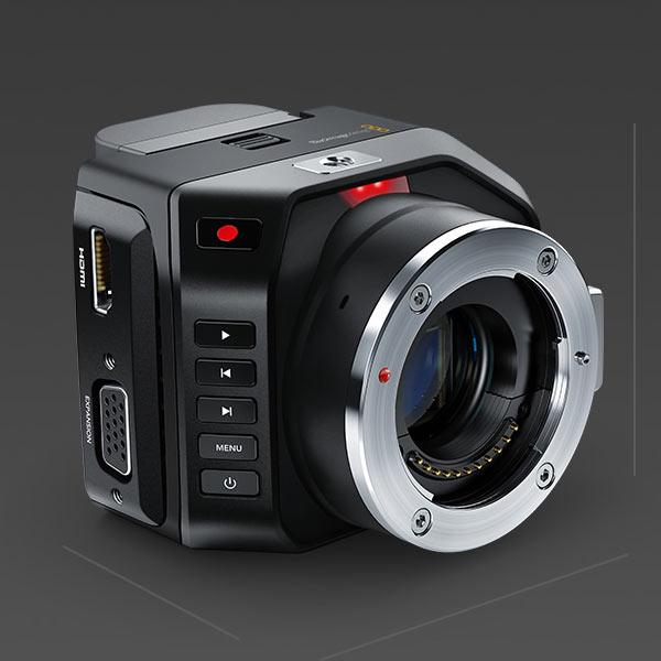 ������� Blackmagic Micro Cinema Camera �������� � ���� �� ���� $995