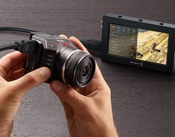 ������� Blackmagic Micro Studio Camera 4K �������� � ���� �� ���� $1295