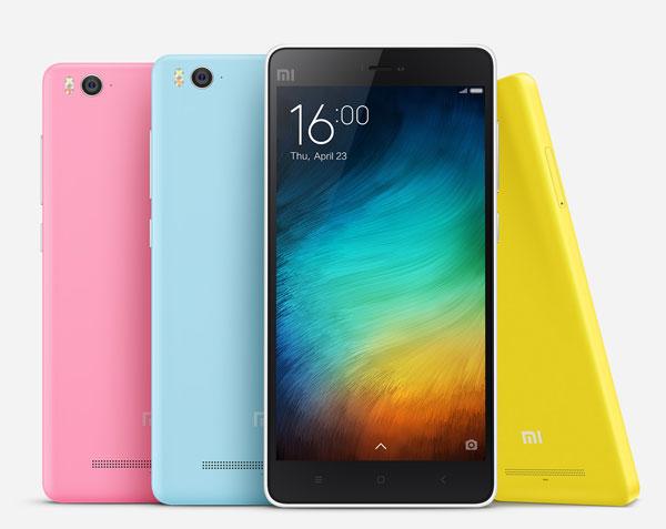 Смартфон Xiaomi Mi 4i рассчитан на две карточки SIM и поддерживает 4G