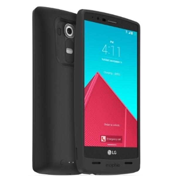 mophie juice pack LG G4