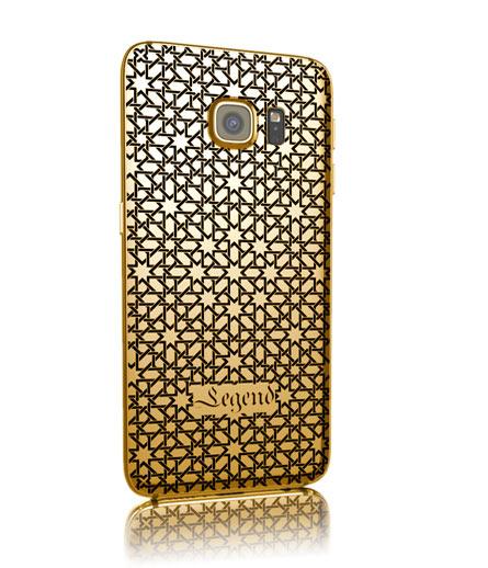 По словам Legend, на смартфоны наносится специальное защитное покрытие, помогающее сохранять блеск