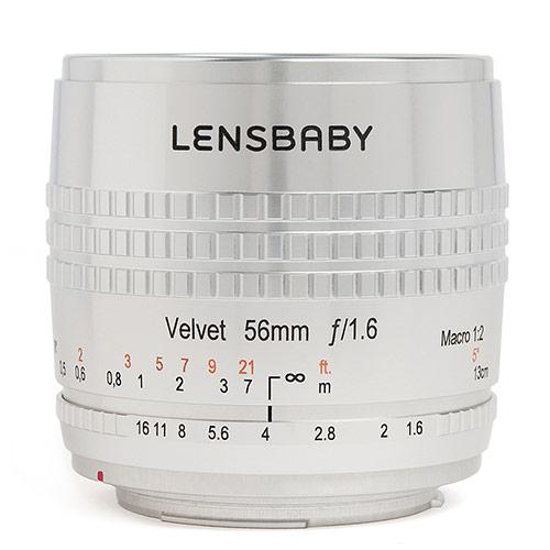 Объектив Lensbaby Velvet 56 оценен производителем в $500