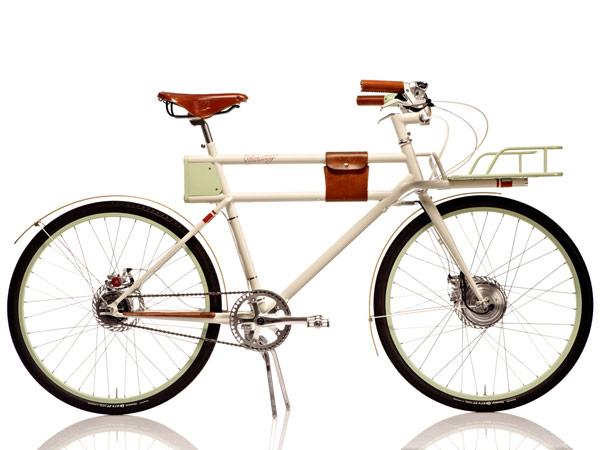 Электрический велосипед Faraday Porteur стоит $3500