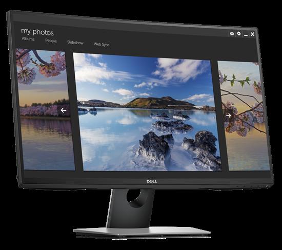 Dell представила мониторы SE2716H и S2716DG