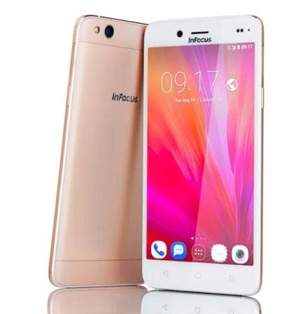 Смартфон InFocus M680 с SoC MTK6753, 2 ГБ и 16 ГБ флэш-памяти оценен в $160