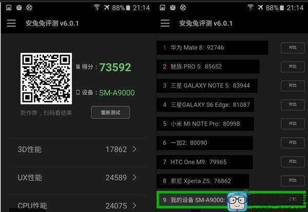 SoC Snapdragon 652 набирает в AnTuTu столько же баллов, сколько и Snapdragon 810