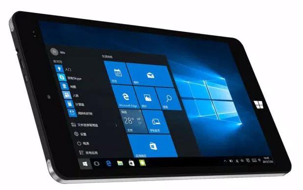 Chuwi Vi8 Plus — первый планшет с разъемом USB Type-C и Windows 10, который стоит менее $100