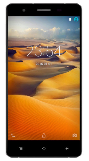 По слухам, Смартфон Cubot 550 оценен в $170