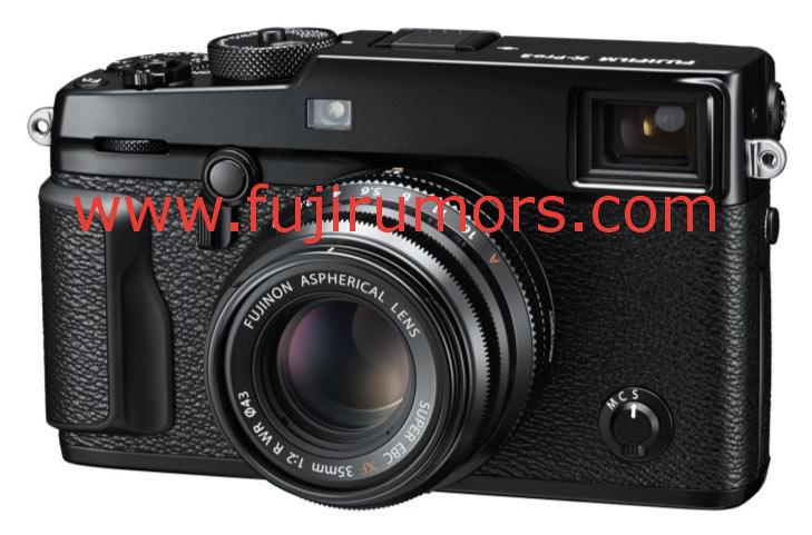 ��������� ������ ����������� ������ Fujifilm X-Pro2