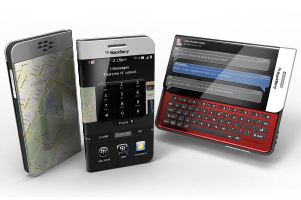 BlackBerry готовит более доступный смартфон с Android