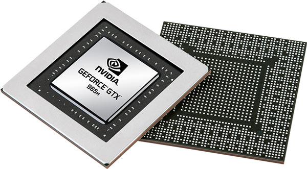 Nvidia обновит GeForce GTX 965M