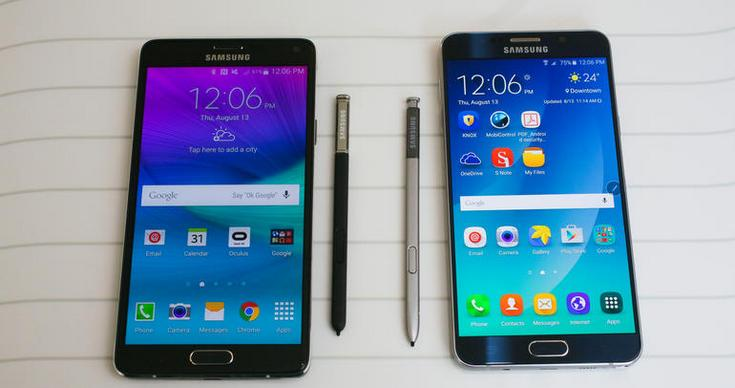 ����� �������� ��������� � �������� Samsung, ������� ������� Android 6.0
