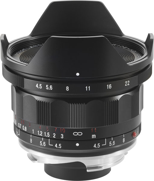 VM 15 mm / F 4,5 Super Wide Heliar aspherical III