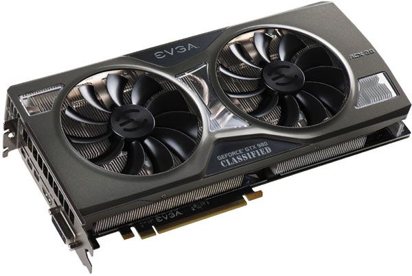 3D-карта EVGA GeForce GTX 980 K|NGP|N стоит 750 евро