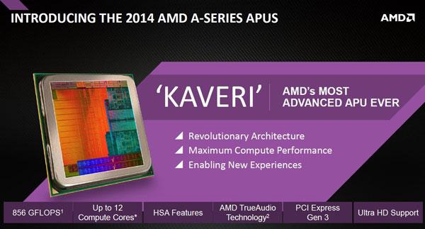 AMD ������������� ����������� ������� ���������� ������ APU Carrizo