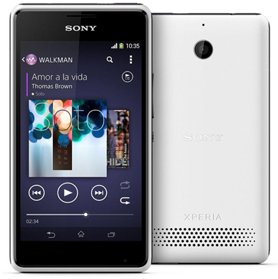 Преемник Sony Xperia E1 появится уже скоро