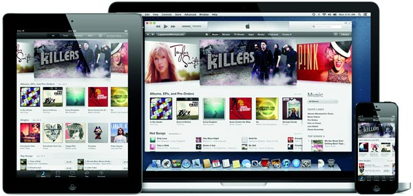 � ����������� ����������� Apple iTunes �������� ��� ������� Smartflash