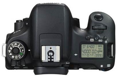 Основой камеры Canon EOS 750D послужит датчик типа CMOS разрешением 24,2 Мп