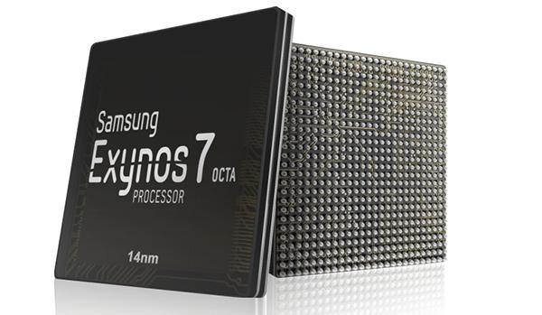 Samsung 14 нм Exenos 7 Octa