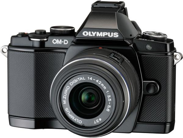 ������ Olympus OM-D E-M5 Mark II �������� ����� ���������� �������� ������������ �����������