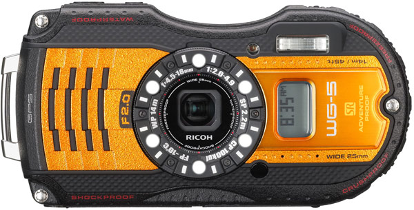 ������� Ricoh WG-5 GPS �������� � ����� �� ���� $380