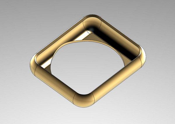 По предварительной оценке, в корпусе Apple Watch Edition будет почти 30 г золота