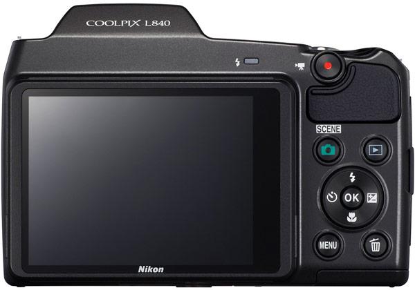 Общей чертой камер Coolpix L340 и L840 является использование в качестве источника питания четырех элементов АА