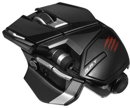 Мышь Office R.A.T. появится в продаже в марте по рекомендованной розничной цене 5990 рублей