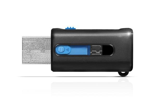 Устройство Adata OTG microReader поддерживает карточки памяти microSD, microSDHC и microSDXC