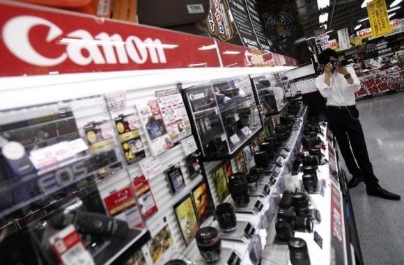 Canon собирается сделать самое крупное приобретение в своей истории, купив другую компанию за 2,8 млрд долларов