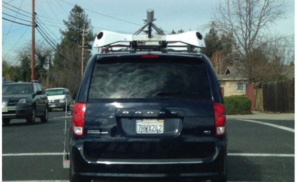 Загадочные минивэны в пригородах Сан-Франциско могут указывать на интерес Apple к разработке беспилотного автомобиля