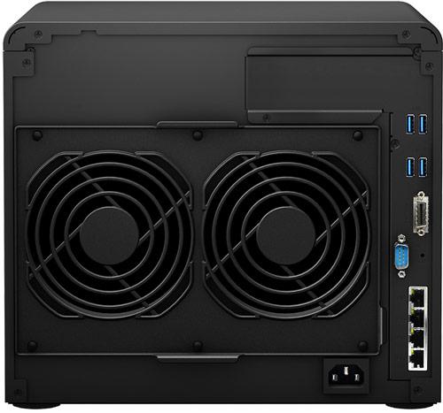 Сетевое хранилище Synology DiskStation DS2415+ рассчитано на  12 накопителей
