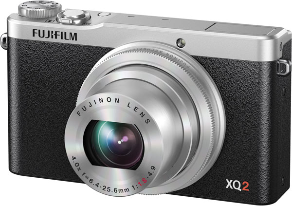 Рекомендованная цена Fujifilm XQ2 — 18 000 рублей