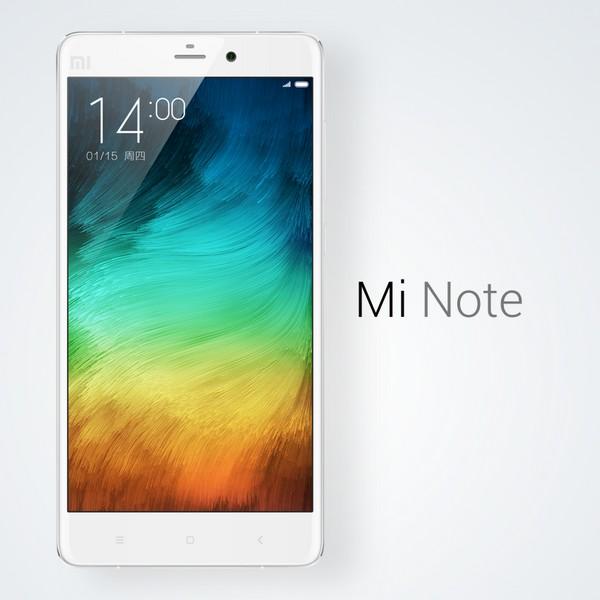 Xiaomi Mi Note и Mi Note Pro